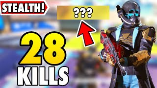 THIS ATTACHMENT WILL MAKE YOU THE ULTIMATE NINJA IN CALL OF DUTY MOBILE BATTLE ROYALE!