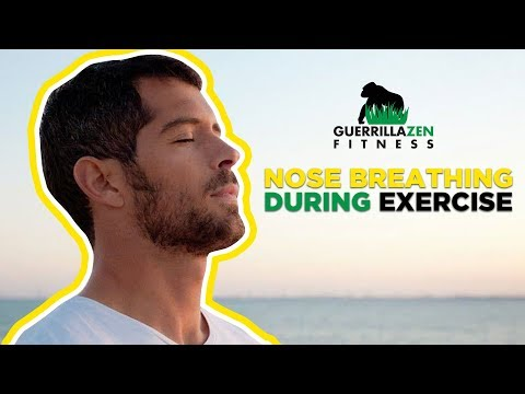 3 Benefits of Nose Breathing During Exercise