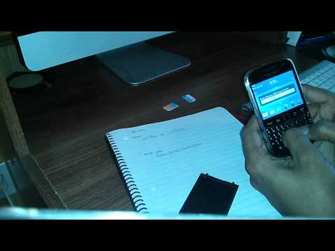 How to unlock blackberry bold 9900 by mep code for at&t, t-mobile, rogers, telus, bell