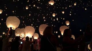 Lantern Festival outside Philadelphia