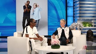 Snoop Dogg Talks Being an Emmy Nominee