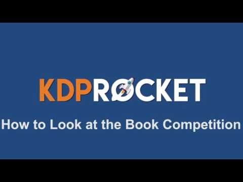 How to Analyze the Book Competition for your niche and Keyword
