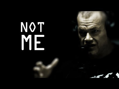 It's Not Me Who Changes You. It's You (Letter) - Jocko Willink