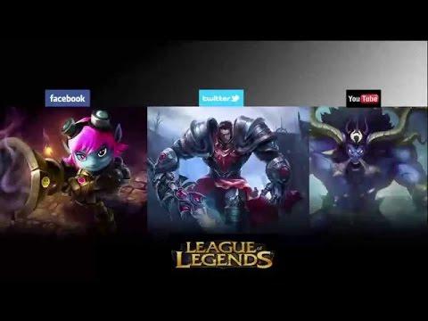 League of Legend - Free Alistar, Tristana & Garen [FR]