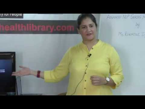Advanced NLP Series Part 5: Shifting States by Ms. Rukmini Iyer HELP TALKS
