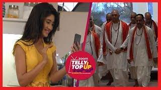 Kartik & Naira's Romantic Video Call | Preparation For Mahabhog  Yeh Rishta Kya Kehlata Hai