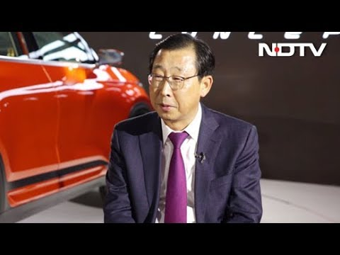 In Conversation With Haa Woo Park, CEO, KIA Motors
