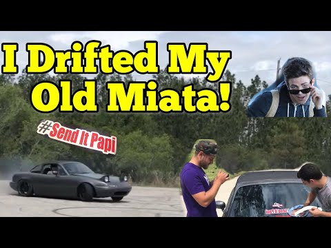 Drifting with Simply Fuego! Shenanigans vlog 😁