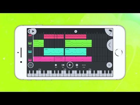 Making A Beat Using FL Studio Mobile