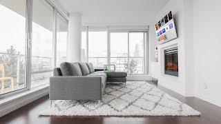Modern 4K Living Room Setup Tour (2018)