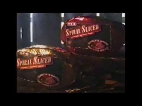 HEB Commercial - 1998 - Spiral Sliced Ham