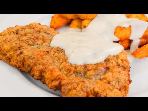How To Make Chicken Fried Steak - Video Recipe