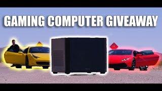 Worldwide PC Giveaway! GTX 1080 inside!