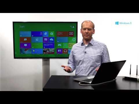 Windows 8 Videoanleitung - 07 Webcam und Skype mit dem PC