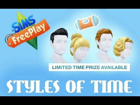 Sims Freeplay l Styles of Time
