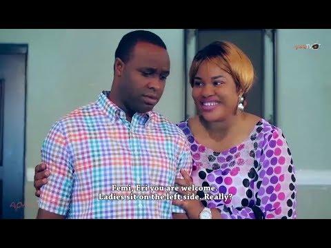 Eri Ife Part 2 Latest Yoruba Movie 2017 Starring Mosun Filani | Femi Adebayo  Cover