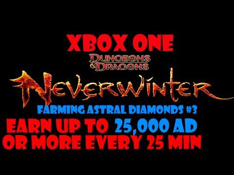 Neverwinter Xbox One - Farming Astral DIamonds #3