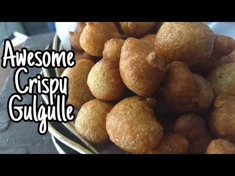 Gulgule recipe | how to make Gulgule | gulgula recipe | mini indian doughnuts | by Foodie Tadka