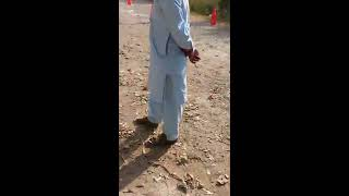 Driving test in Gujranwala traffic police,pakistan.