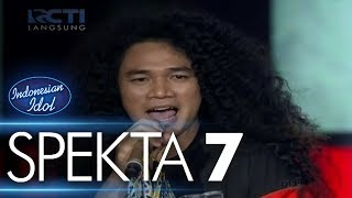 CHANDRA - TUA KELADI (Anggun) - Spekta Show Top 9 - Indonesian Idol 2018