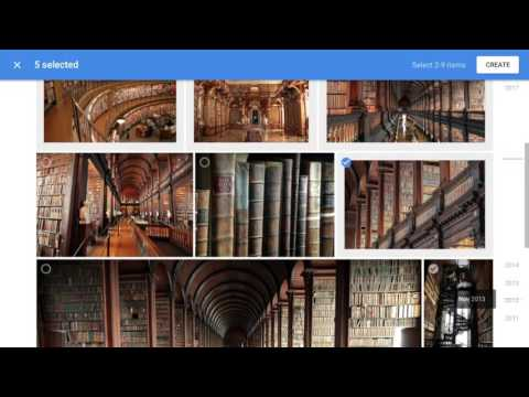 How to Create a Collage with Google Photos