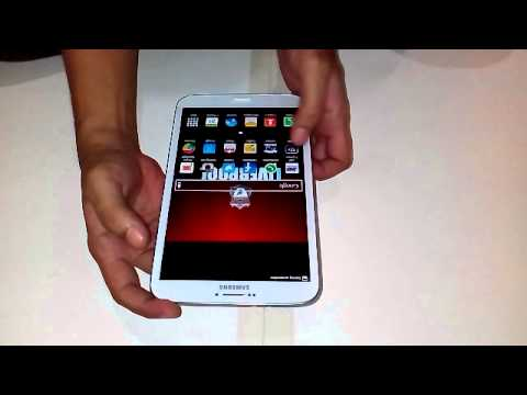Cara Capture atau ScreenShot Samsung Galaxy Tab 3