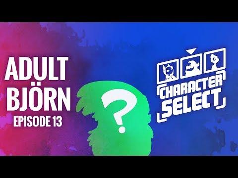 Adult Bjorn - Character Select #13