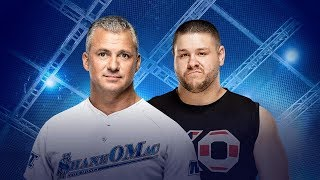 Shane McMahon vs Kevin Owens Promo | WWE Hell In A Cell 2017
