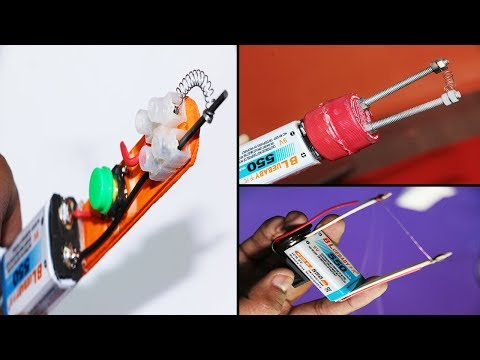 3 Awesome Ideas - Simple Life Hacks using Nichrome Wire