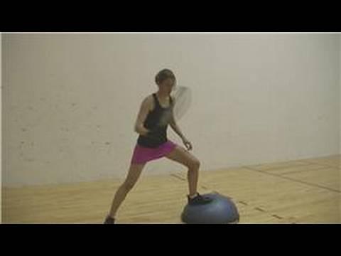Racquetball : Racquetball Training Tips
