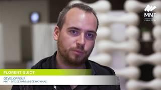 #MDF18 Florent, développeur à la MNT