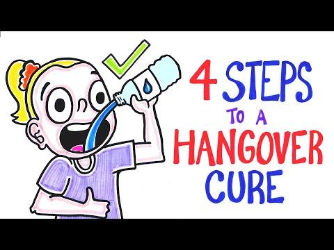 The Scientific Hangover Cure