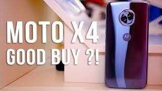 Motorola Moto X4 - From Budget to Midrange Smartphone !