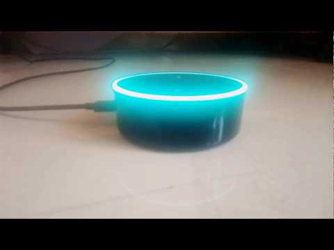 Amazon Echo (Outside US) - Alexa, Play Spotify.