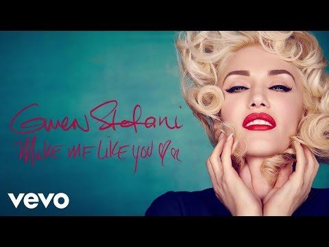 Gwen Stefani - Make Me Like You (Audio)