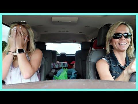 DRIVE W ME! ft MY MOM