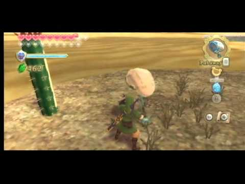 Skyward Sword: Shield/Shielding Stance glitching