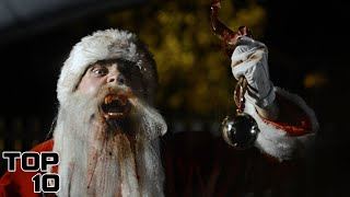 Top 10 Scary Christmas Stories