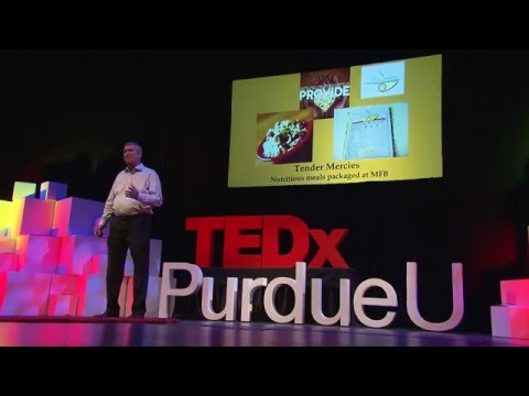 Another Garage Story | Dave Kieser | TEDxPurdueU