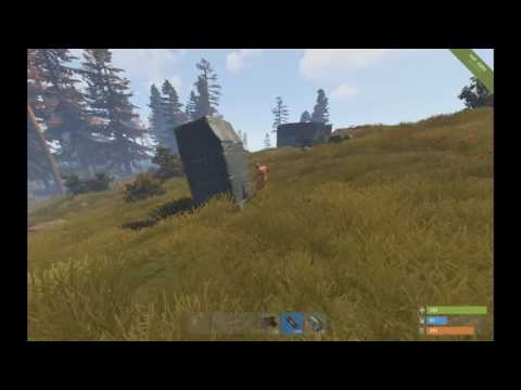 Rust - PVP mine