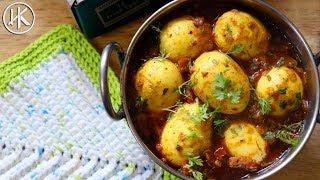 Keto Egg Masala (Anda Masala Fry) | Keto Recipes | Headbanger