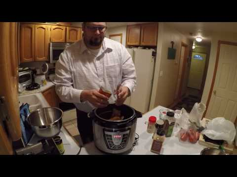 How to make the PERFECT 🏡 Homemade chicken 🍗🐔 tacos 🌮 using a Pressure Cooker