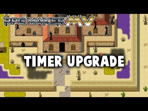 Timer Upgrade Plugin - RPG Maker MV