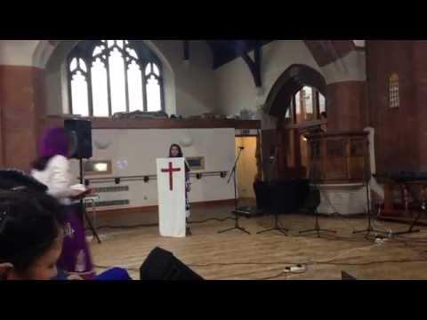 Pastor Asif Gill. St Margarets church. Coventry U.K