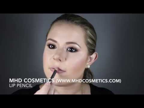 MHD Cosmetics - Lip Pencil