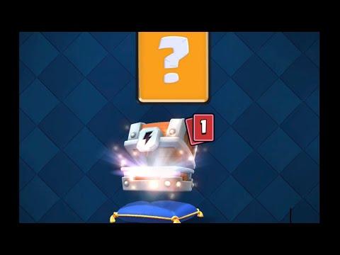 Lightning Chest Opening • Clash Royale