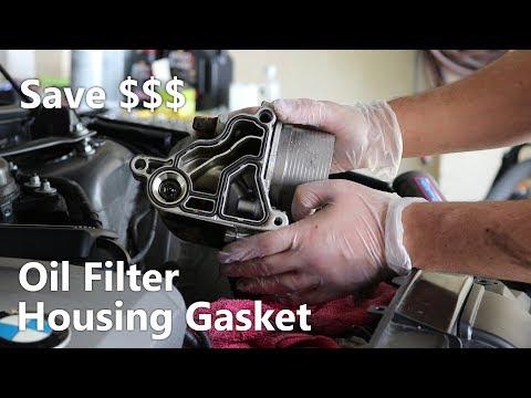 Replace BMW Oil Filter Housing Gasket - DIY (E90,E91,E92) - Save $2500