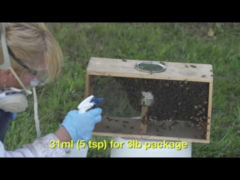 9  Using Oxalic Acid to Control Varroa Mites 111116