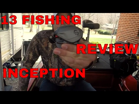 13 Fishing Inception Reel Review