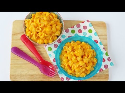 Butternut Squash Macaroni Cheese | Picky Eater Recipes